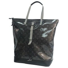 LOUIS VUITTON Zipped tote ruck sack Mens tote bag M43900