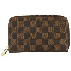 Louis Vuitton Zippy Compact Wallet Damier