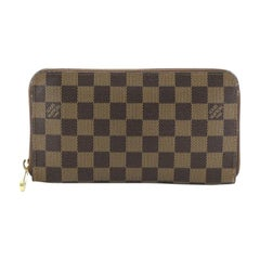 Louis Vuitton Zippy Organizer Damier