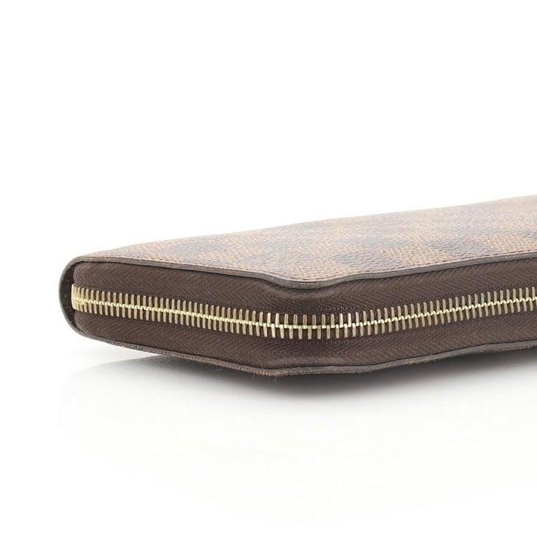 Louis Vuitton Zippy Wallet Damier For Sale 2
