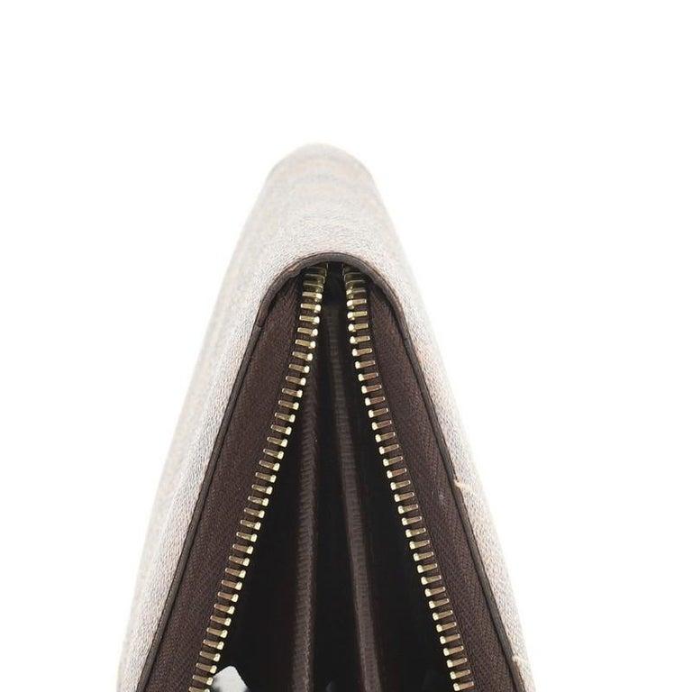 Louis Vuitton Zippy Wallet Damier For Sale 3