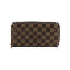 Louis Vuitton Zippy Wallet Damier