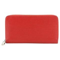 Louis Vuitton Zippy Wallet Epi Leather
