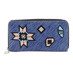 Louis Vuitton Zippy Wallet Limited Edition Azteque Epi Leather
