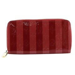 Louis Vuitton Zippy Wallet Limited Edition Monogram Vernis