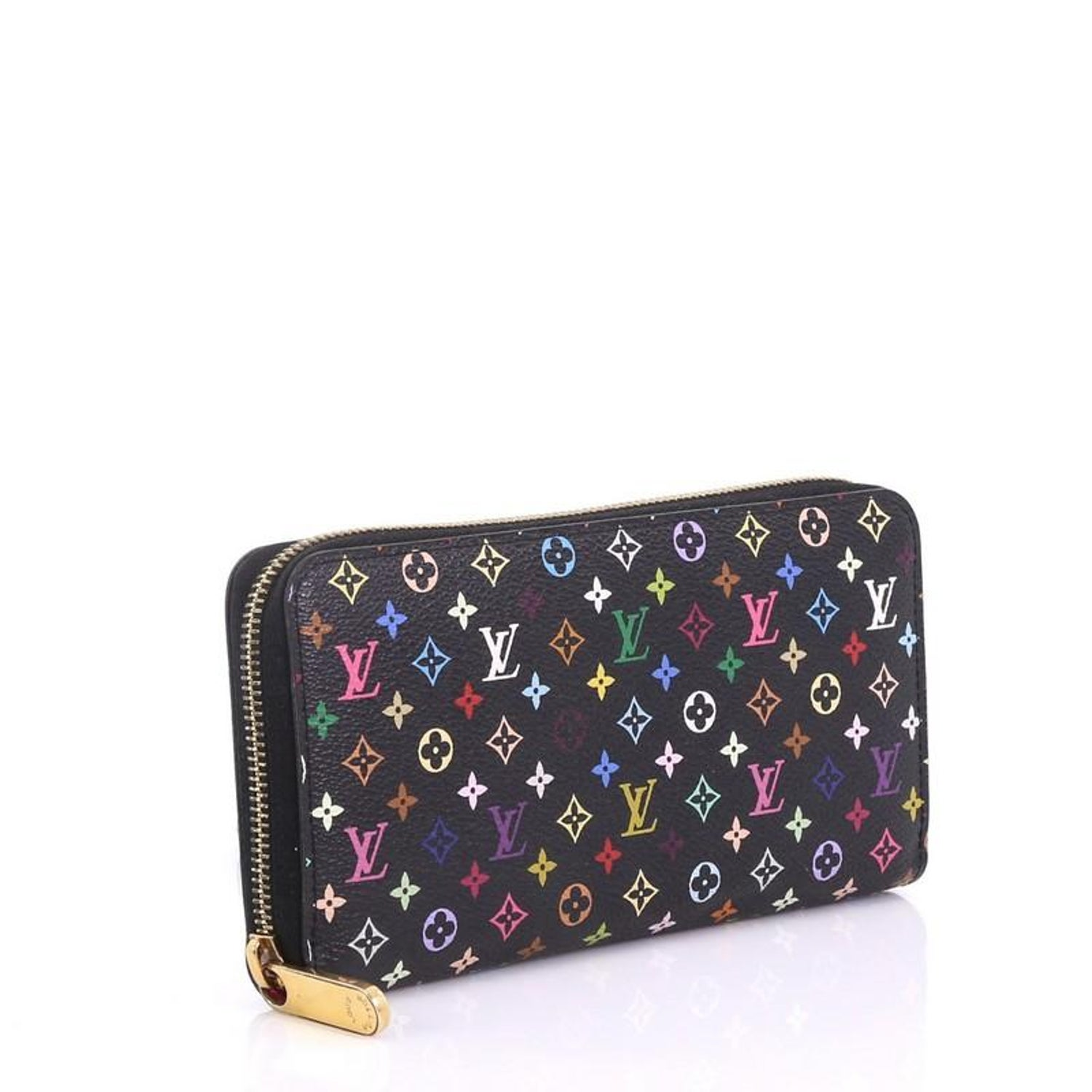 057e2e75b925 Louis Vuitton Zippy Wallet Monogram Multicolor at 1stdibs
