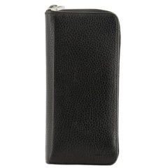Louis Vuitton Zippy Wallet Taurillon Leather Vertical