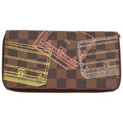 Louis Vuitton Zippy Wallet Trunk Collection