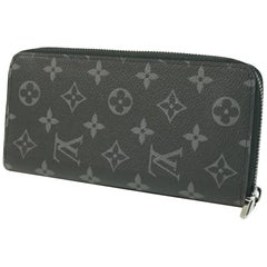 LOUIS VUITTON Zippy Wallet Vertical Mens long wallet M62295