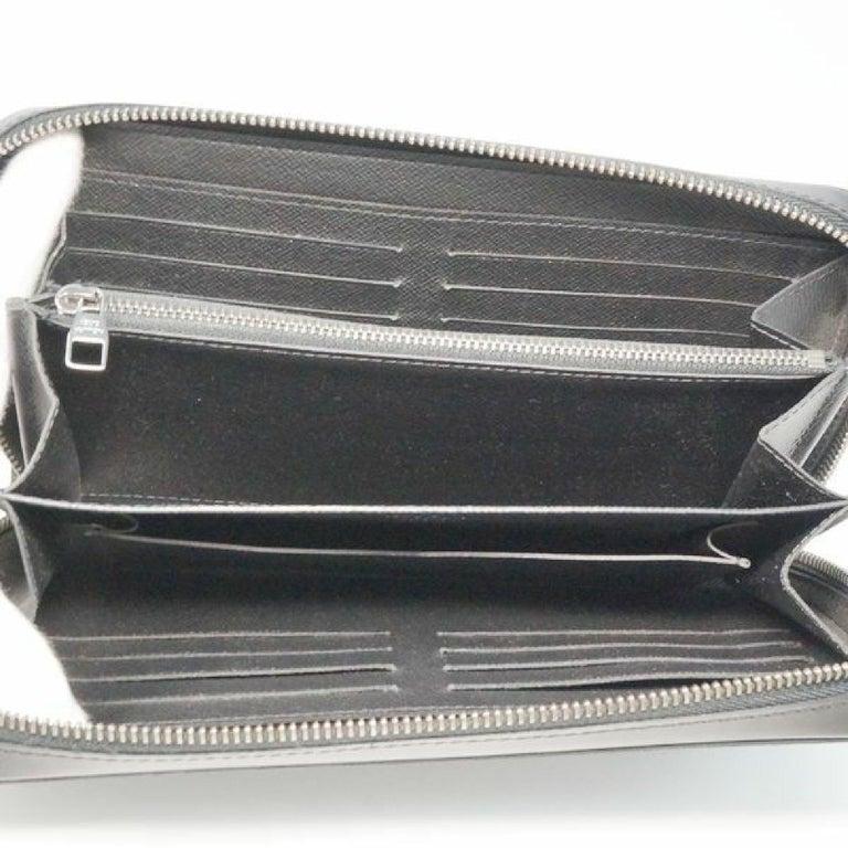 LOUIS VUITTON ZippyXL Mens long wallet M61698 For Sale 6