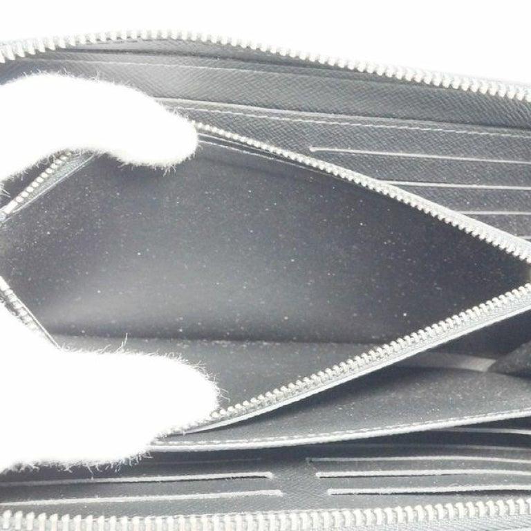LOUIS VUITTON ZippyXL Mens long wallet M61698 For Sale 7