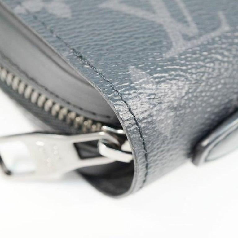 LOUIS VUITTON ZippyXL Mens long wallet M61698 For Sale 2