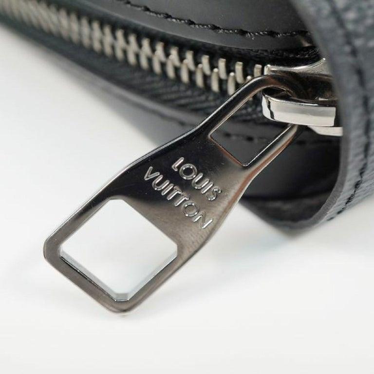 LOUIS VUITTON ZippyXL Mens long wallet M61698 For Sale 3