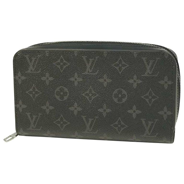 LOUIS VUITTON ZippyXL Mens long wallet M61698 For Sale