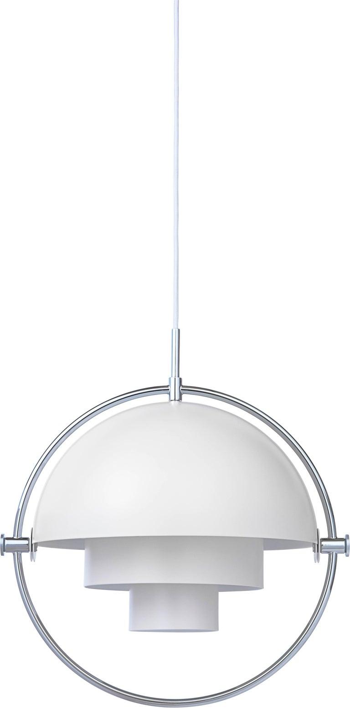 Danish Louis Weisdorf 'Multi-Lite' Pendant Lamp in Brass For Sale