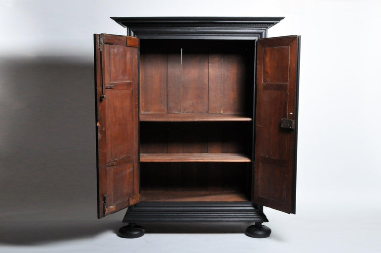 Louis XIII Style Armoire For Sale 7