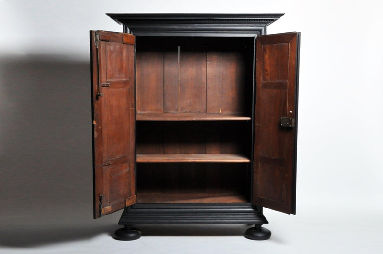 French Louis XIII Style Armoire For Sale