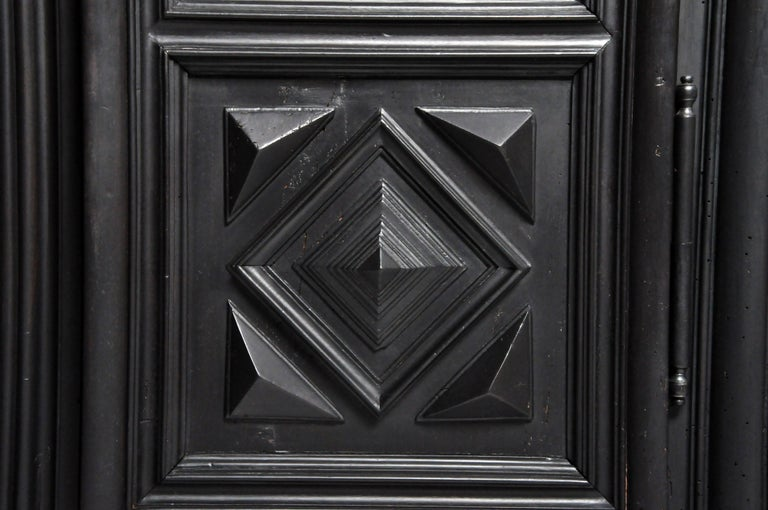 Louis XIII Style Armoire For Sale 2