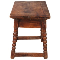 Louis XIII Wood Table