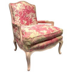 Louis XIV Style Bergere Chair