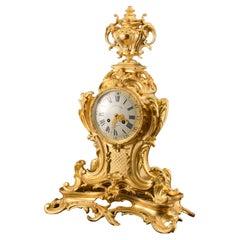 Rococo Revival Clocks
