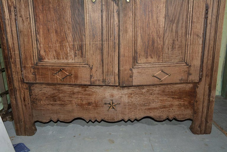 Louis XIV Style French Armoire For Sale 2