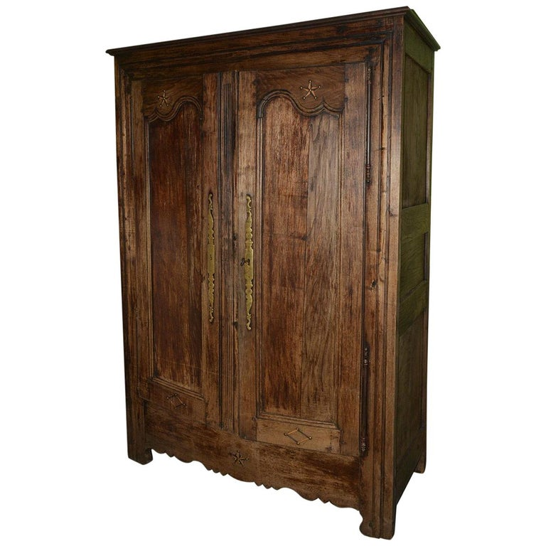 Louis XIV Style French Armoire For Sale