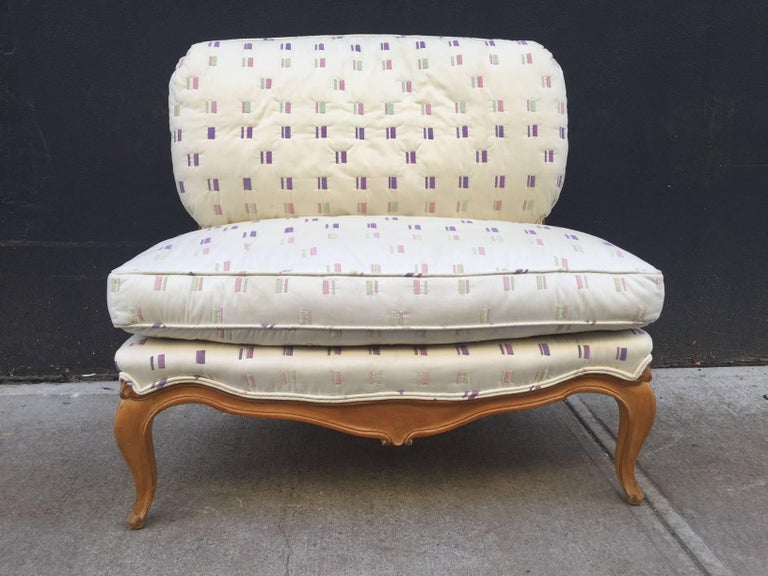 Louis XV Louis XIV Style French Loveseat For Sale