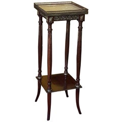 Louis XIV Style Plant Stand