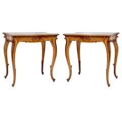 Louis XIV Style Side Tables
