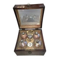 Louis XV, 18th Century Perfume Box-Cave a Parfum