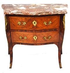 Louis XV / Baroque Dresser, Signed Pierre Fléchy, Paris, 1760s