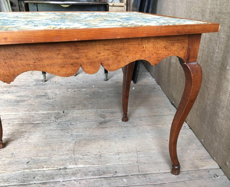 Fruitwood Louis XV Card Table, circa 1770 For Sale
