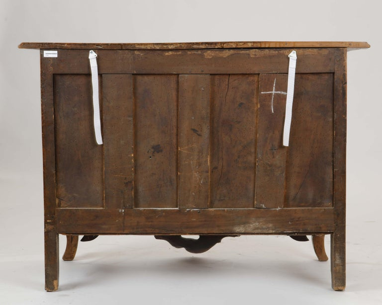 Louis XV Carved Walnut Commode, 18th Century For Sale 2