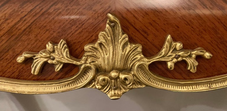 Louis XV Francois Linke Style Ladies Desk For Sale 12