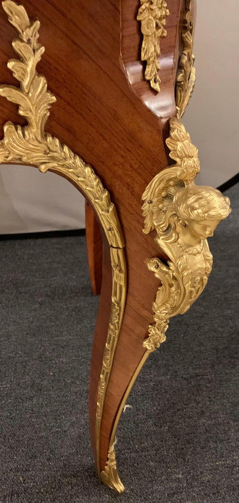 Louis XV Francois Linke Style Ladies Desk For Sale 2