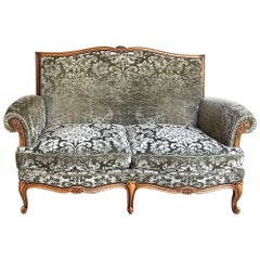 Louis XV Fruitwood Sofa