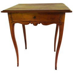 Louis XV Fruitwood Table a Ecrire
