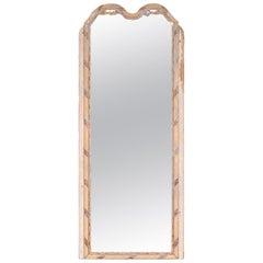 Louis XV Painted Mirror