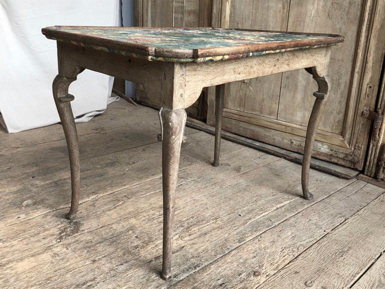 Louis XV Period Card Table, circa 1760 For Sale 4