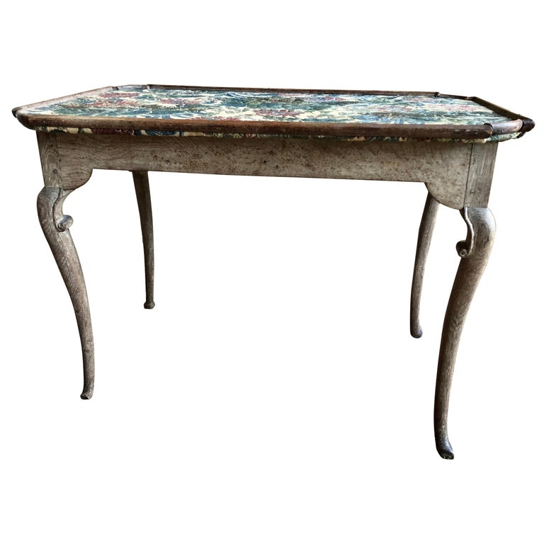 Louis XV Period Card Table, circa 1760 For Sale