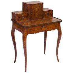 Louis XV Provincial Ladies Writing Desk