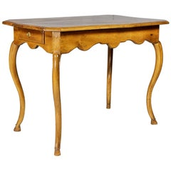Louis XV Provincial Walnut Table