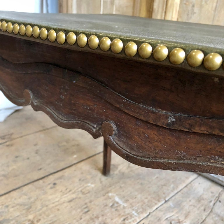 Louis XV Side Table, 18th Century For Sale 7