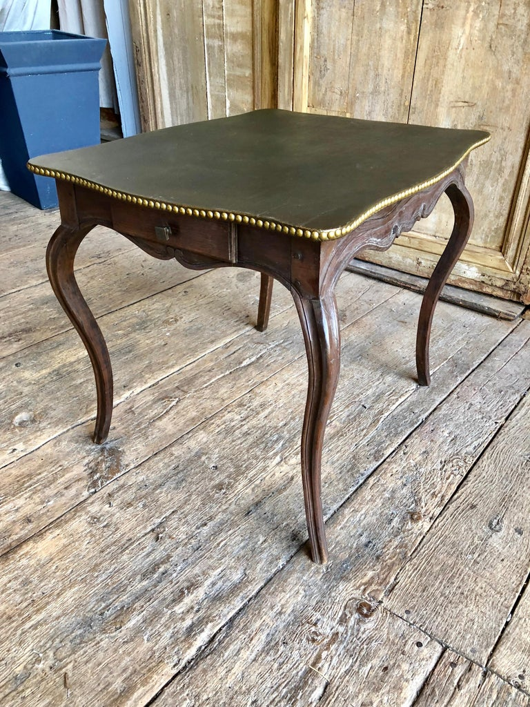 Louis XV Side Table, 18th Century For Sale 1