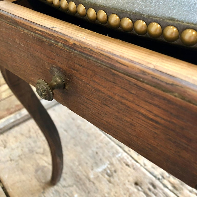 Louis XV Side Table, 18th Century For Sale 4