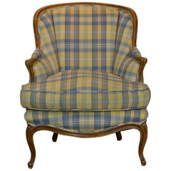 Louis XV Style Accent Chair
