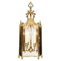 Louis XV Style Bronze Lantern