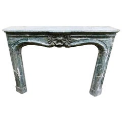 Louis XV Fireplaces and Mantels