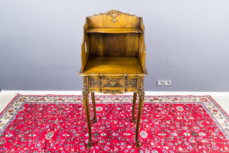 Louis XV Style Nightstand Or Side Table For Sale At 1stdibs